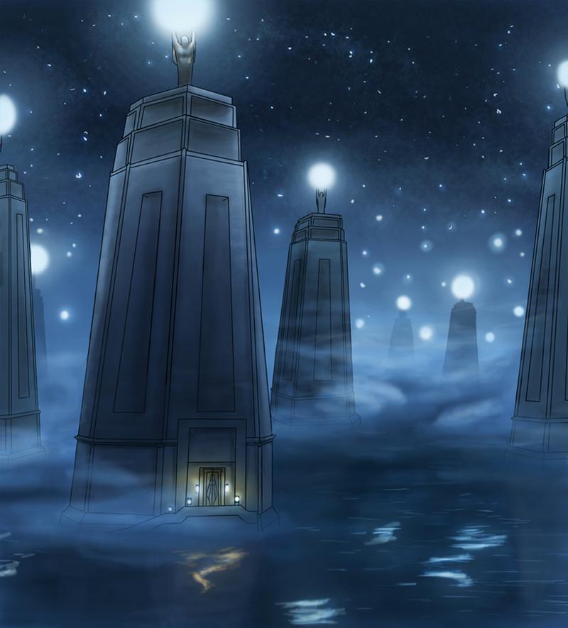 Bioshock Infinite - Sea of Doors (Spoilers) by Arabesque91