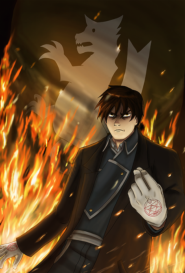 Roy Mustang by Arabesque91