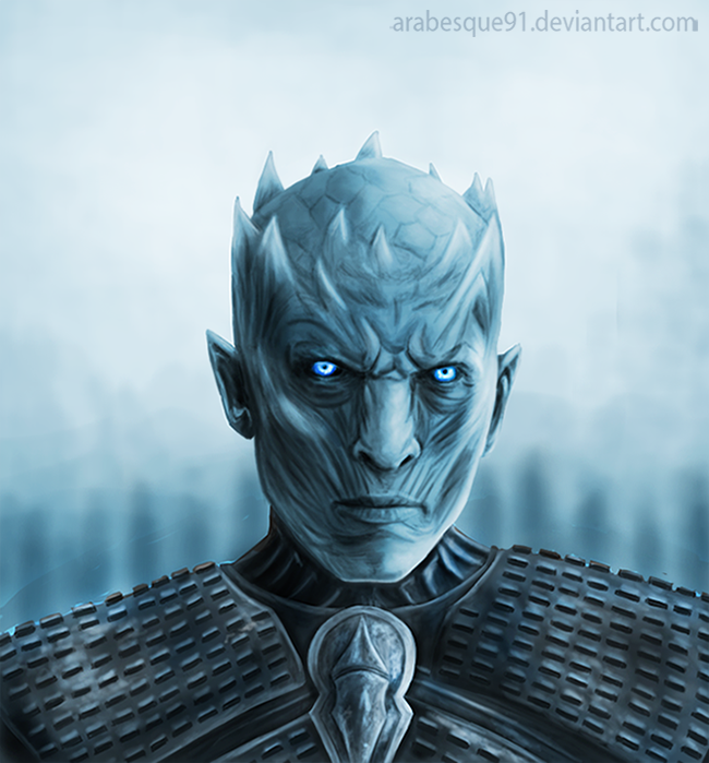 The Night's King By Arabesque91 On DeviantArt