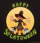 Happy Splatoween!