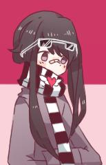lil scarf by NakimushiRobot