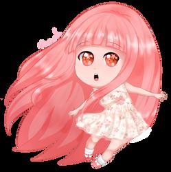 Chibi fanart - Nikki
