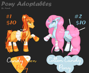 [OPEN - Pony Adopts] Paypal or points!