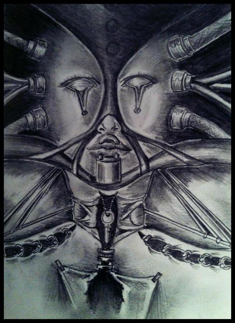 Speak No Evil by Talena-caro
