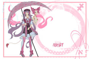 .: ADOPT AUCTION OPEN .: by koibitosan
