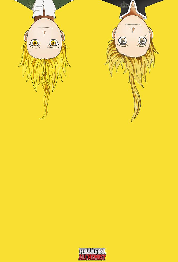 Golden Bros by sarroora