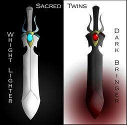 Fatal Summon - Sacred Twins by Xx62Alim26xX