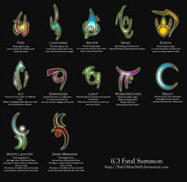 Fatal Summon - Runes by Xx62Alim26xX