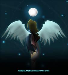 Naisha - White Raven by Xx62Alim26xX