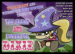 The Great and Powerful DIXIE