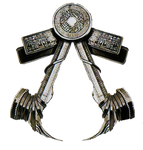 The Mongolian Assassins symbol by revenbespoke