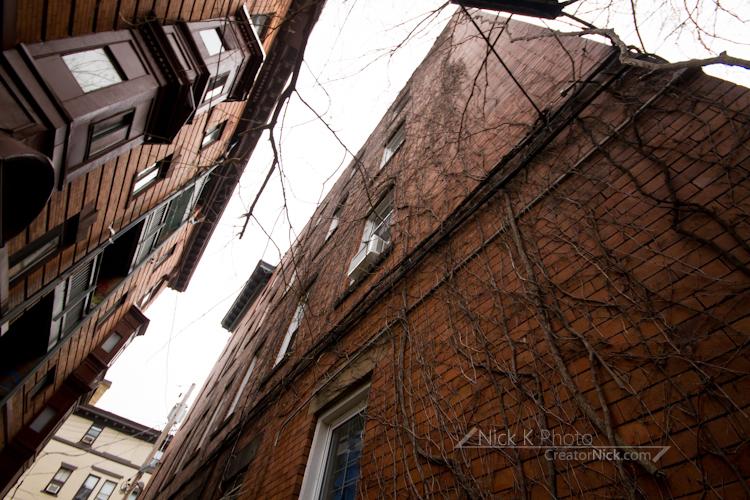 Old Alleyway by koujaku