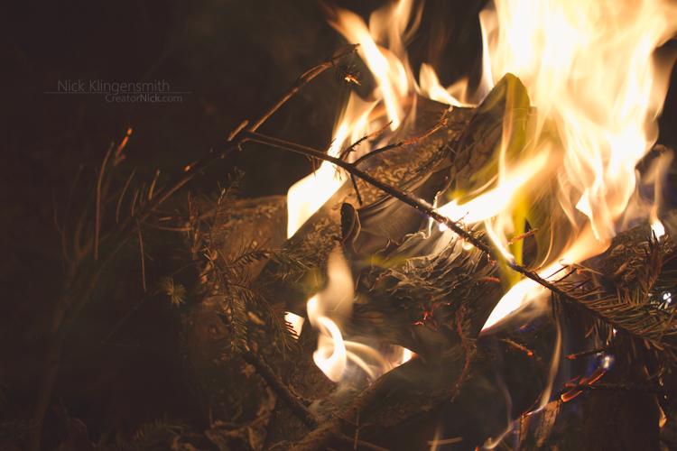 Burn Your Words by koujaku