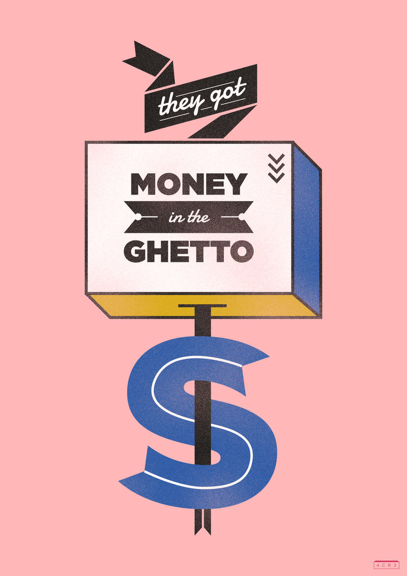 THEY GOT MONEY by art-mug