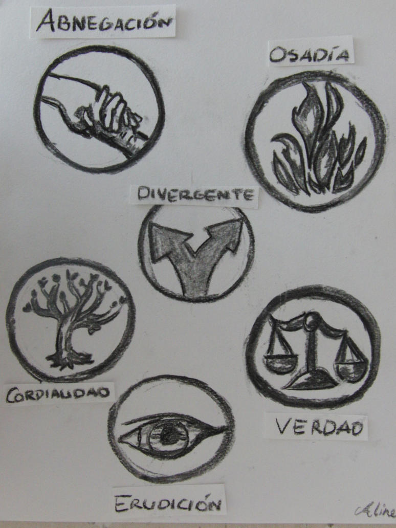 Factions Divergent by alinexJonas on DeviantArt