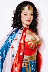 Wonder Woman Lynda Carter Cosplay by hipolyta25