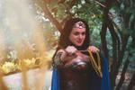 Wonder Woman  New 52 Cosplay