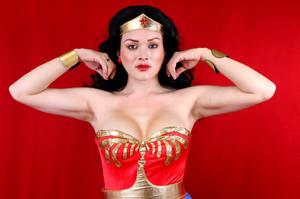 Wonder Woman Lynda Carter Cosplay