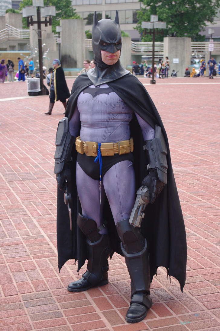 Batman at Otakon 2015 by Jasong72483