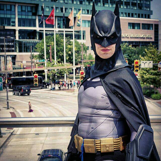 Watching over Gotham by Jasong72483