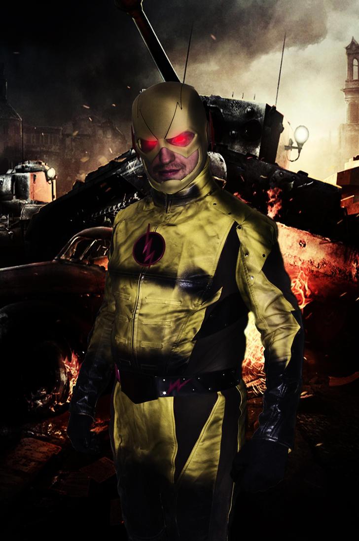 Reverse Flash Future by Jasong72483