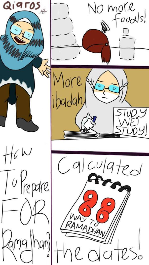 1st lazy comic by Qiaros
