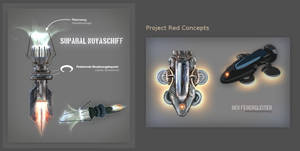 Project Red Concepts