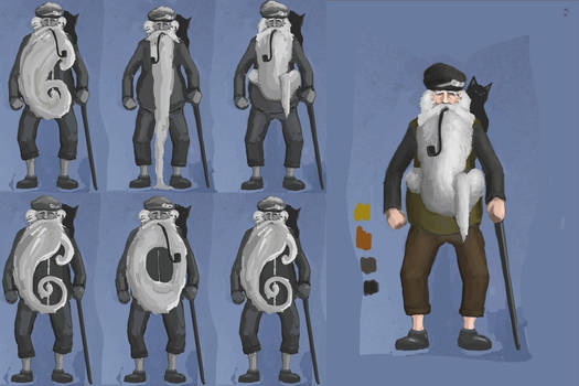 Character Design 1