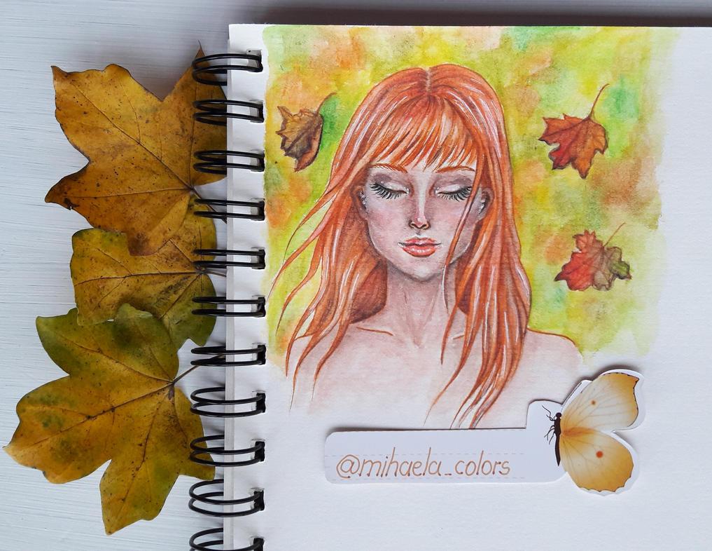 Autumn by ayamemiha