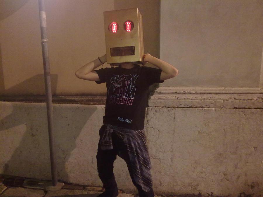 Shufflebot Party Rock LMFAO