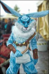 Bunnymund cosplay