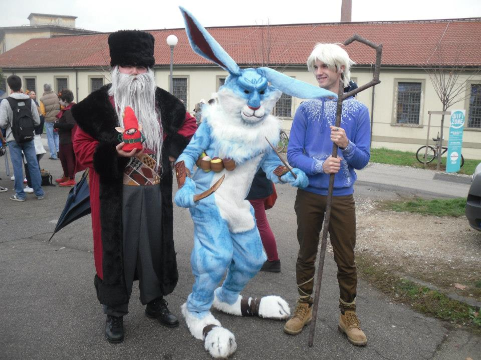 Bunnymund cosplay by LaviCosplay on DeviantArt Easter Bunny Rise Of The Guardians Cosplay