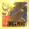. + Love and Peace + . by Kyrie-pearl-voice