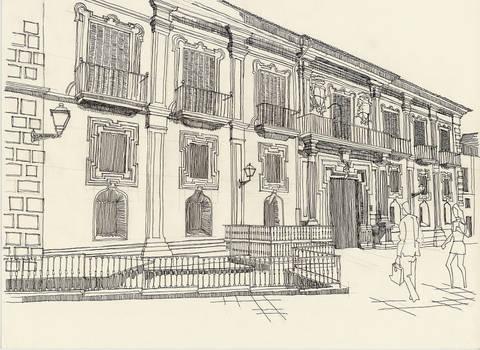 arquitectura-dibujo 33