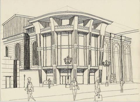arquitectura-dibujo 35