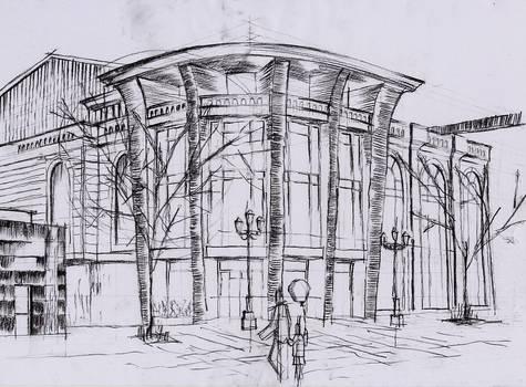 arquitectura-dibujo 36