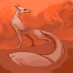 Desert rose by ArsFatalis