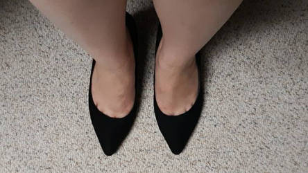 Sexy Black Shoes