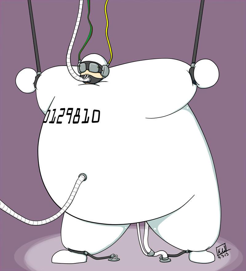 Programming Suit by defilerzero