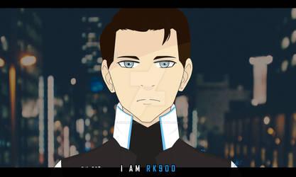 { RK900 } Detroit: Become Human