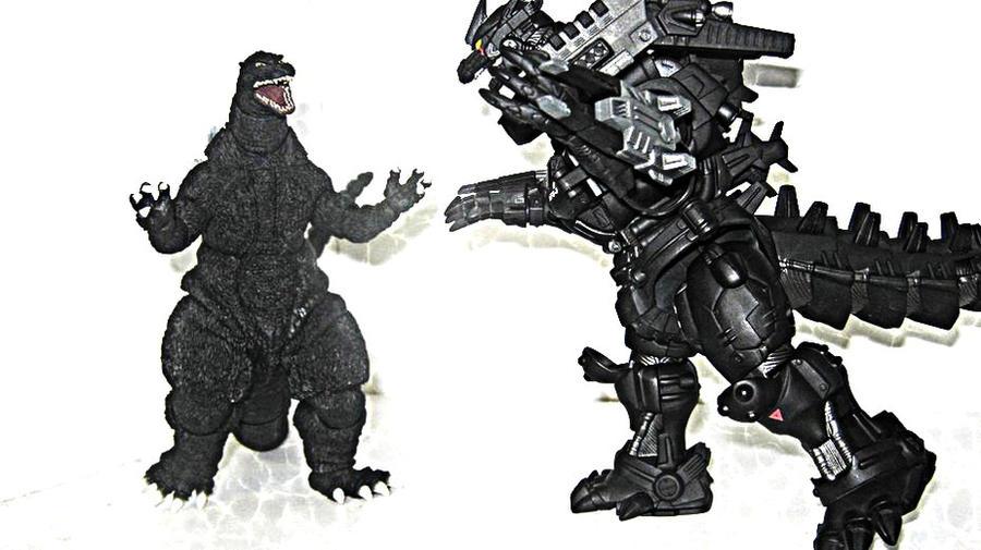godzilla vs mechagodzilla toysGodzilla Vs Mechagodzilla 2 Toys