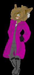 Violet by Viobliterator