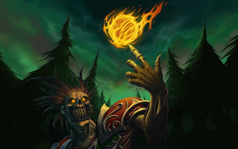 world of warcraft undead mage by tashag6 on DeviantArt