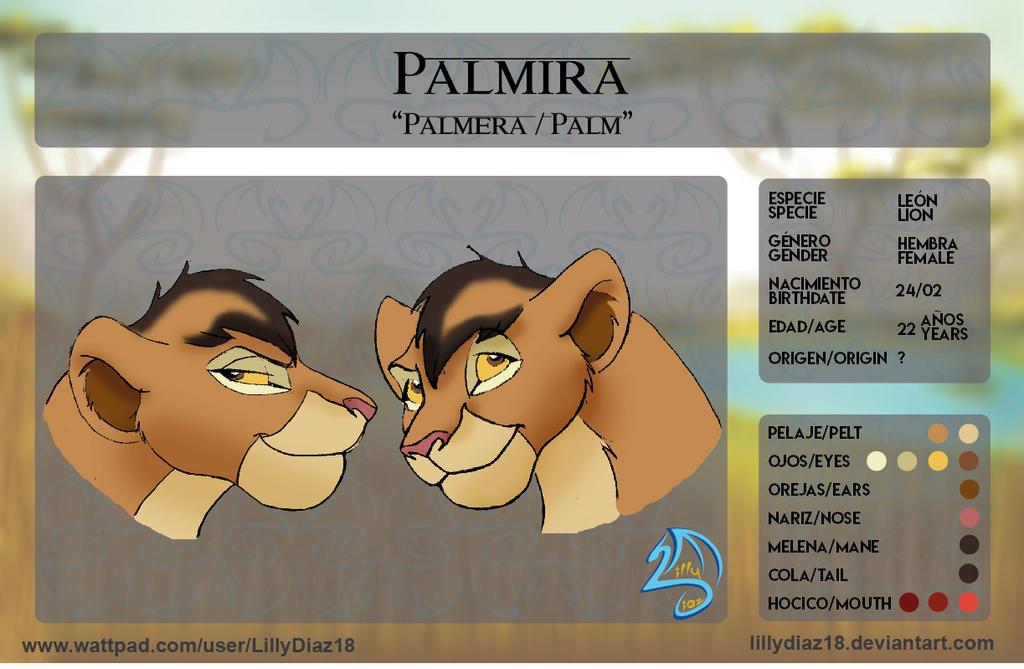 ✪ Galería de Lilly ✪ - Página 6 Palmira___headshots_reference_sheet_by_lillydiaz18-dcaoddw