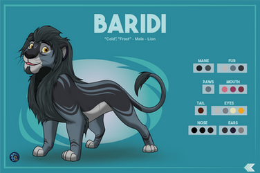 Reference Sheet - Baridi (Com)