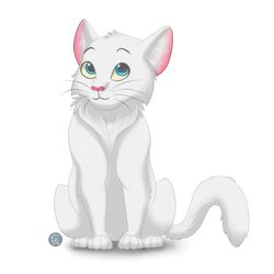DA Tutorial Cat - Bolita