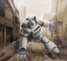 Superfamibot by lkermel