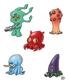 Bad Squids 2