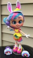 OOAK Rainbow Kate