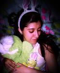 Sleepy Froggy